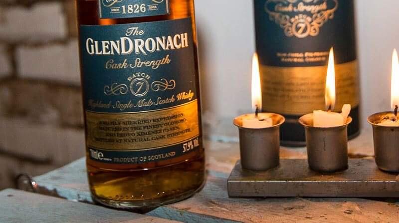 Nasza recenzja GlenDronach cask strength batch 7 #6