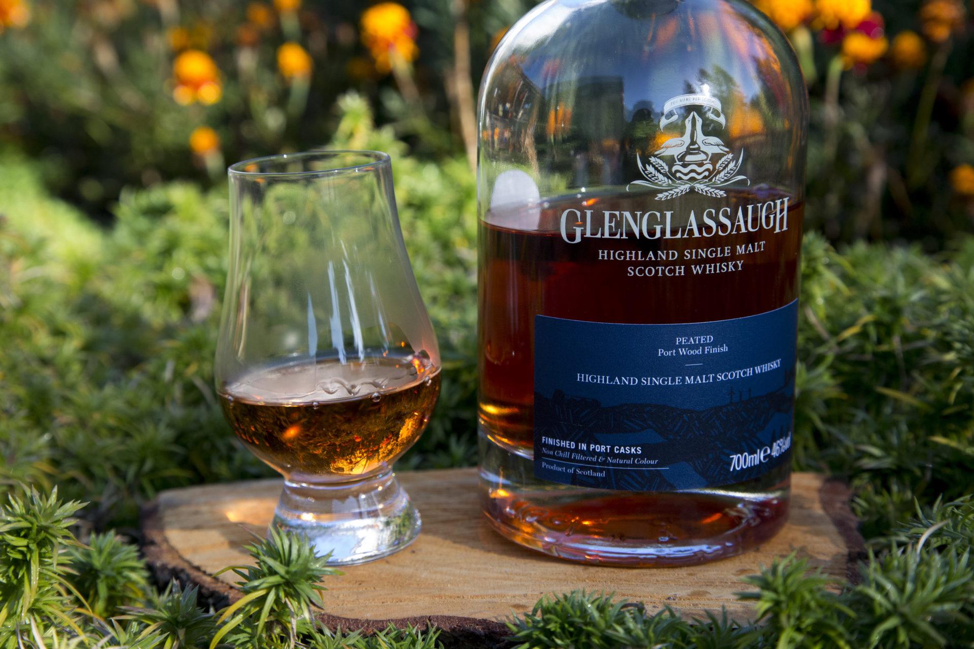 Nasza recenzja Glenglassaugh Peated Port Wood Finish #5