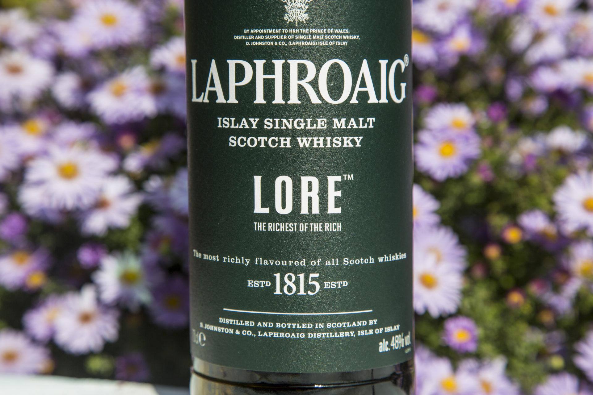 Nasza recenzja Laphroaig Lore #2