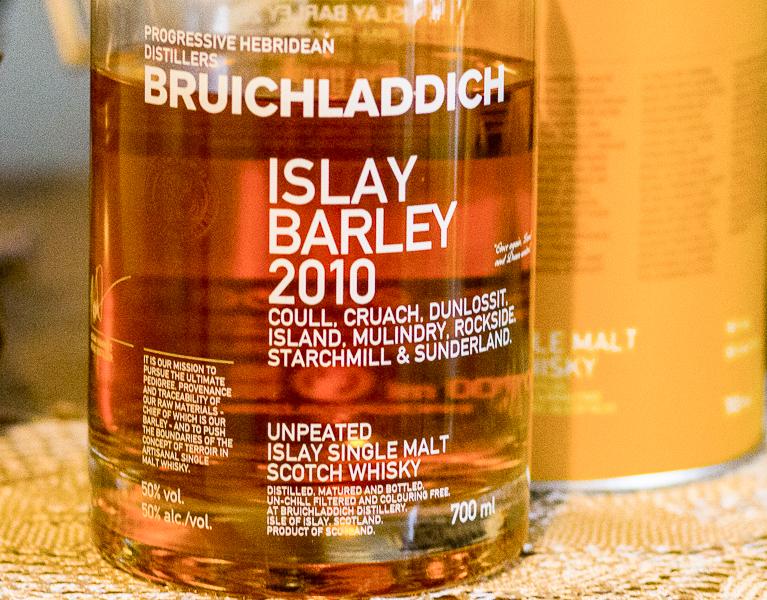 Nasza recenzja Bruichladdich Islay Barley 2010 #9