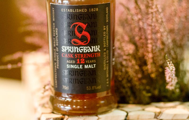 Nasza recenzja Springbank 12 yo cask strength batch 11 #12