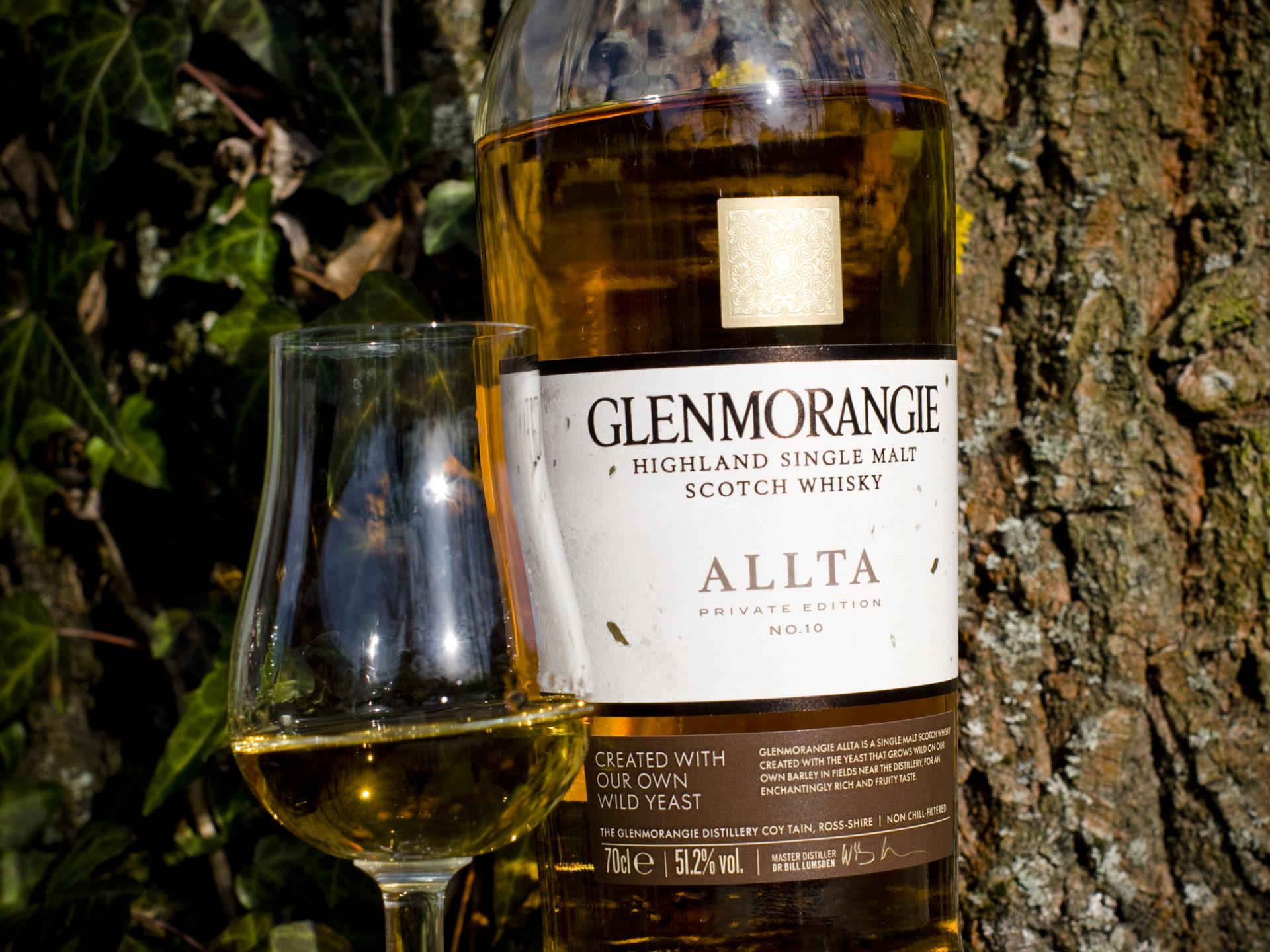 Nasza recenzja Glenmorangie Allta #14