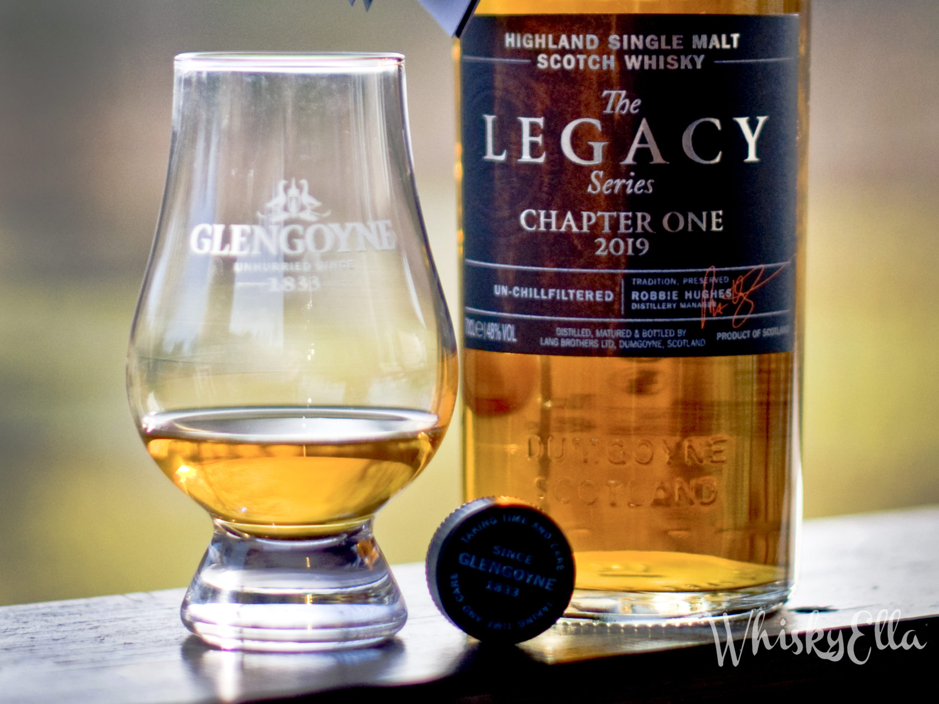 Nasza recenzja Glengoyne Legacy Serie Chapter One 2019 #19
