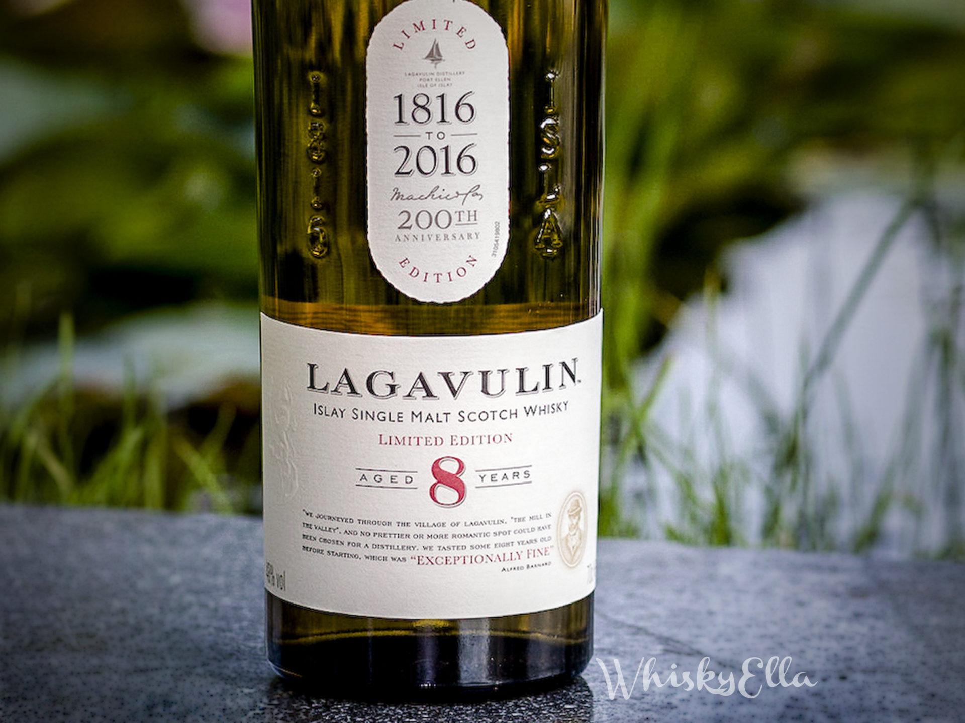 Nasza recenzja Lagavulin 8 yo 200 TH Anniversary #18