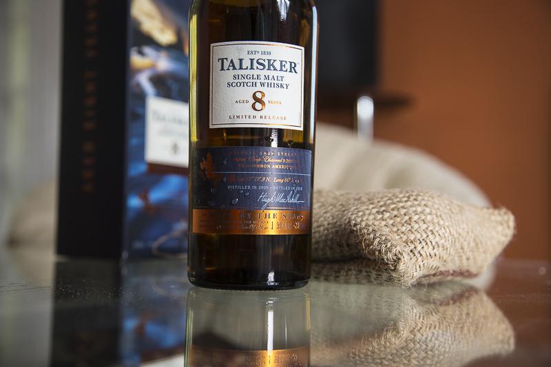 Nasza recenzja Talisker 8 yo Special Release 2018 #20