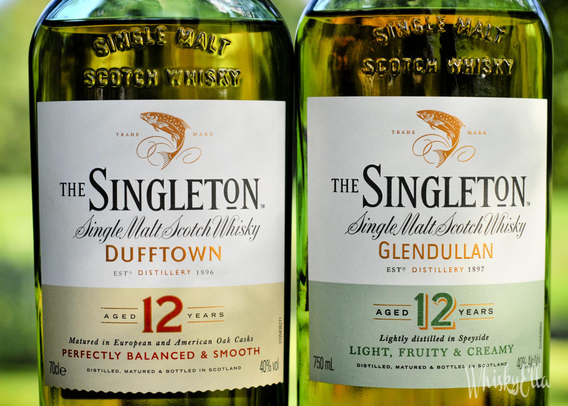 Nasza recenzja Singleton 12 yo Glendullan vs 12 yo Dufftown #32