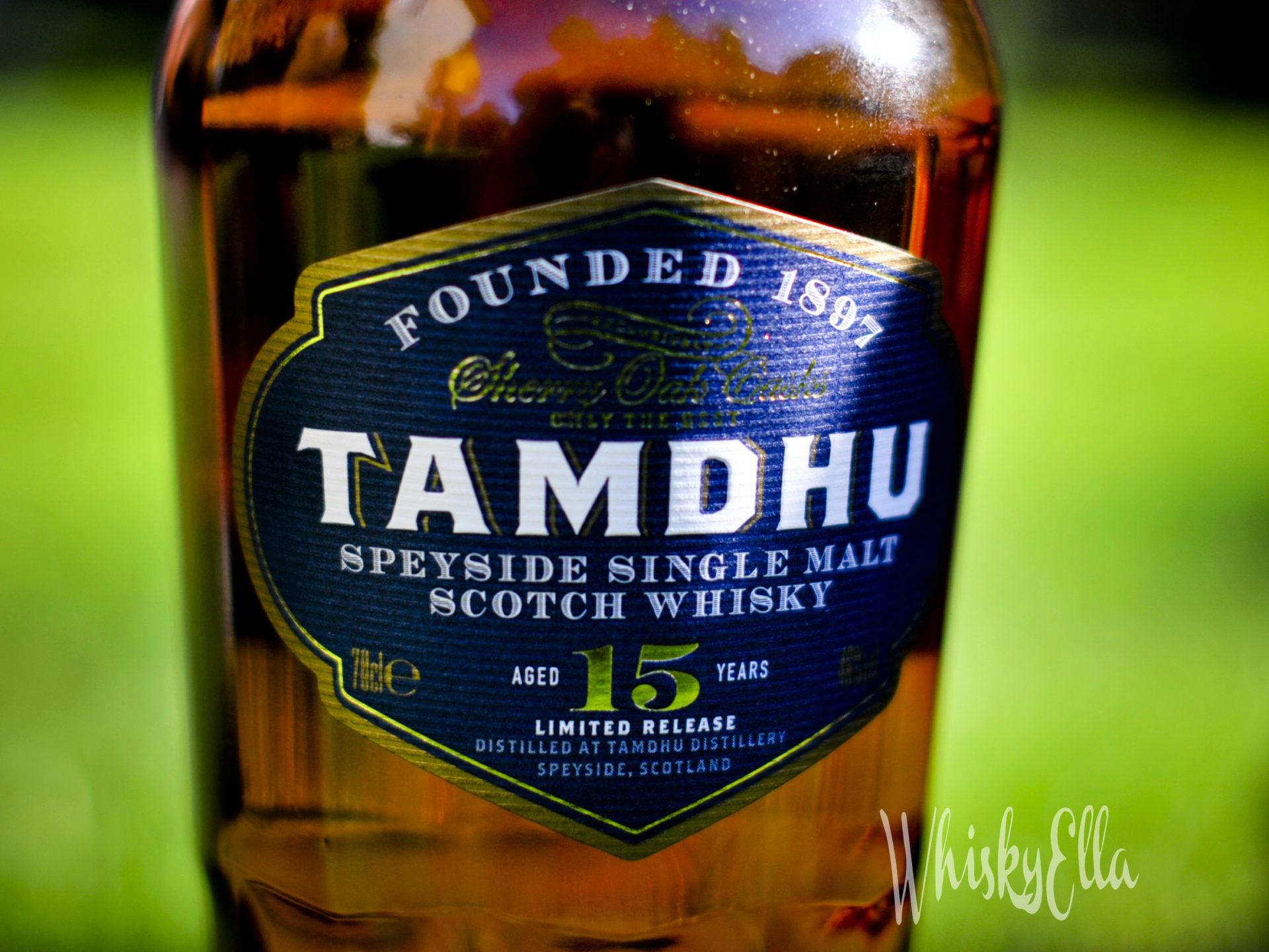 Nasza recenzja Tamdhu 15 yo #29