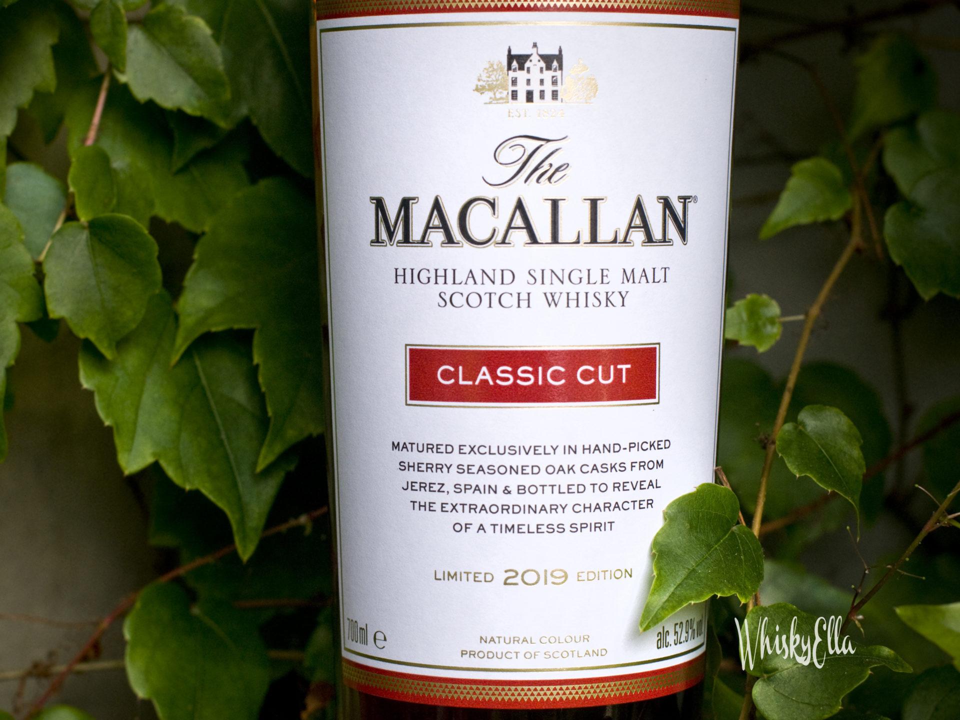 Nasza recenzja The Macallan Classic Cut 2019 Edition #35