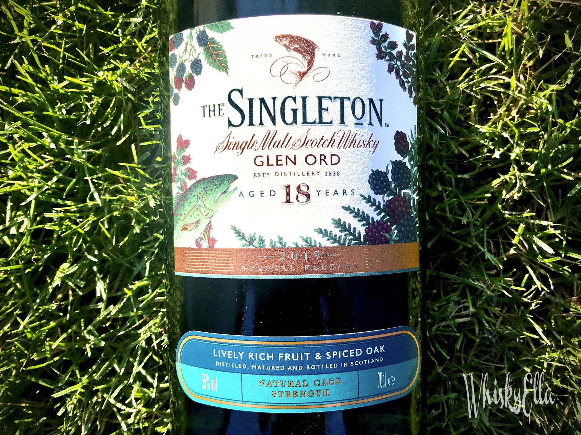 Nasza recenzja Singleton of Glen Ord 18 yo #41
