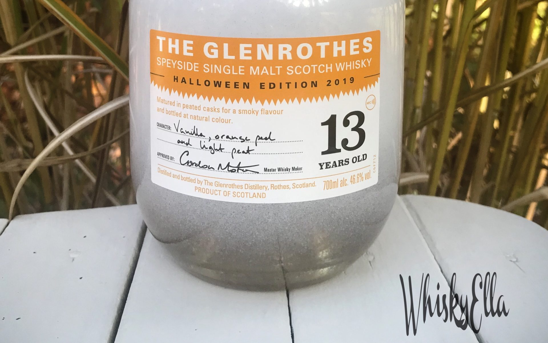 Nasza recenzja Glenrothes Halloween Edition 2019 13 yo #42
