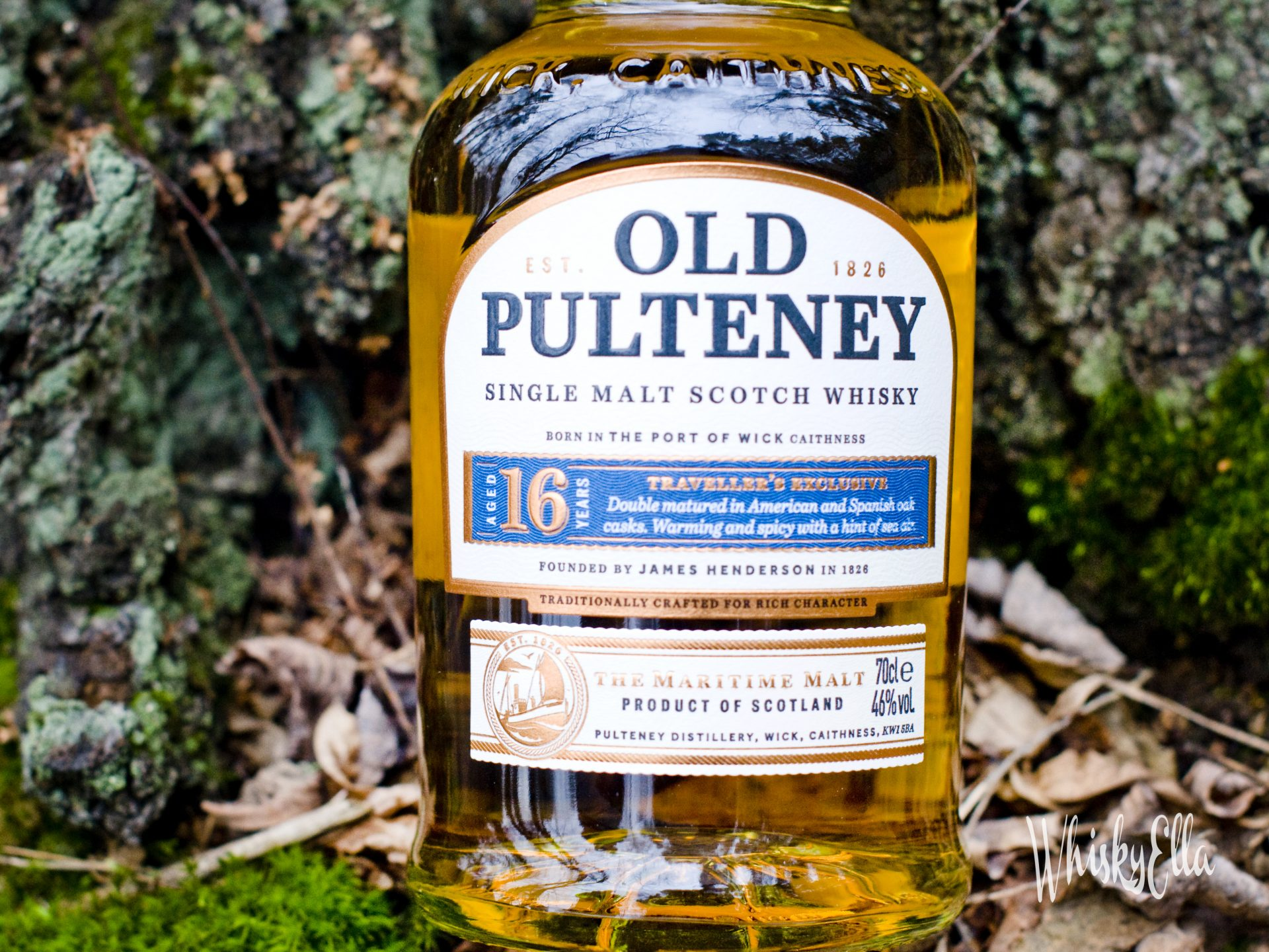 Nasza recenzja Old Pulteney 16 yo #51