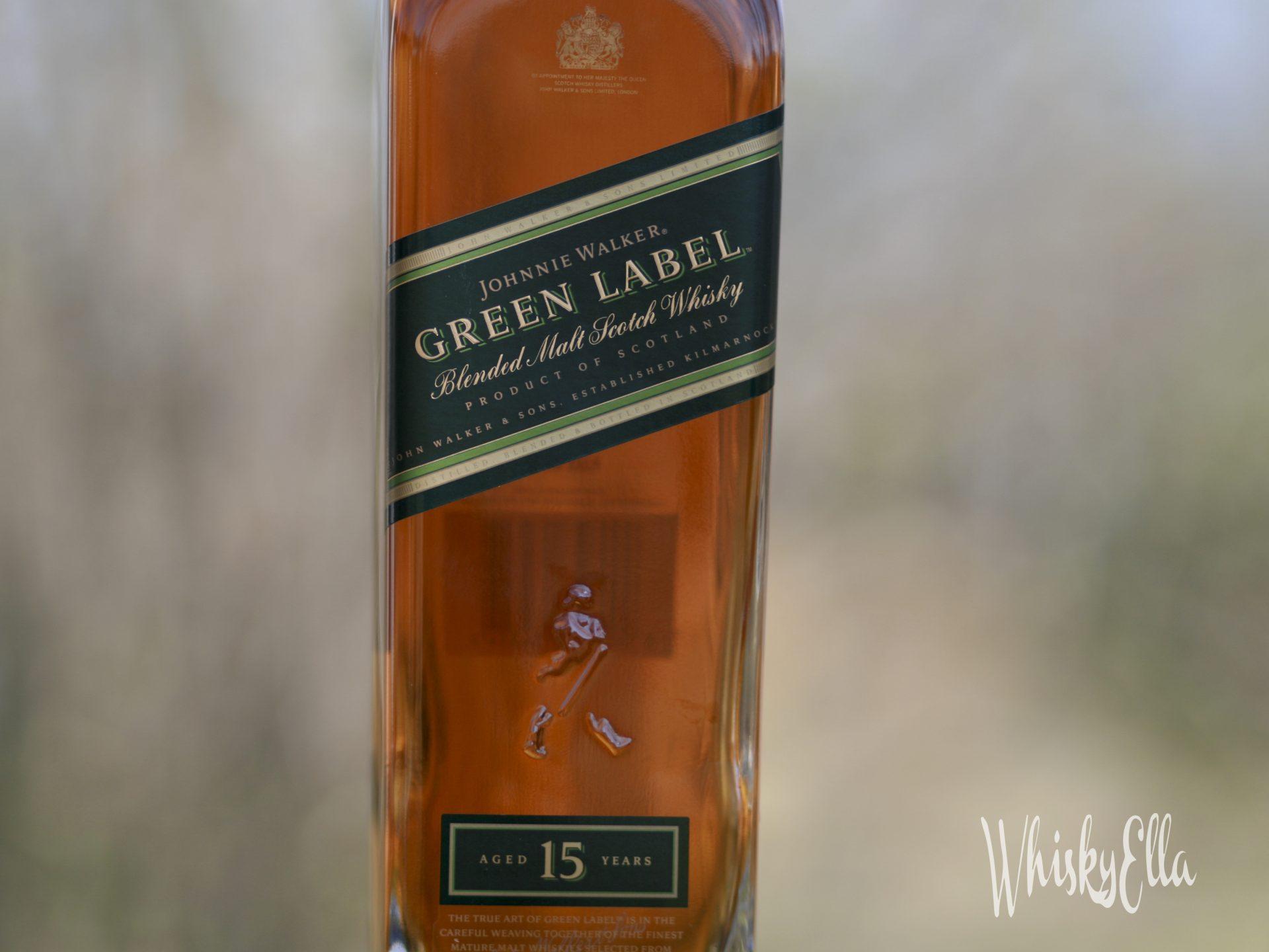 Nasza recenzja Johnny Walker Green Label 15 yo #60