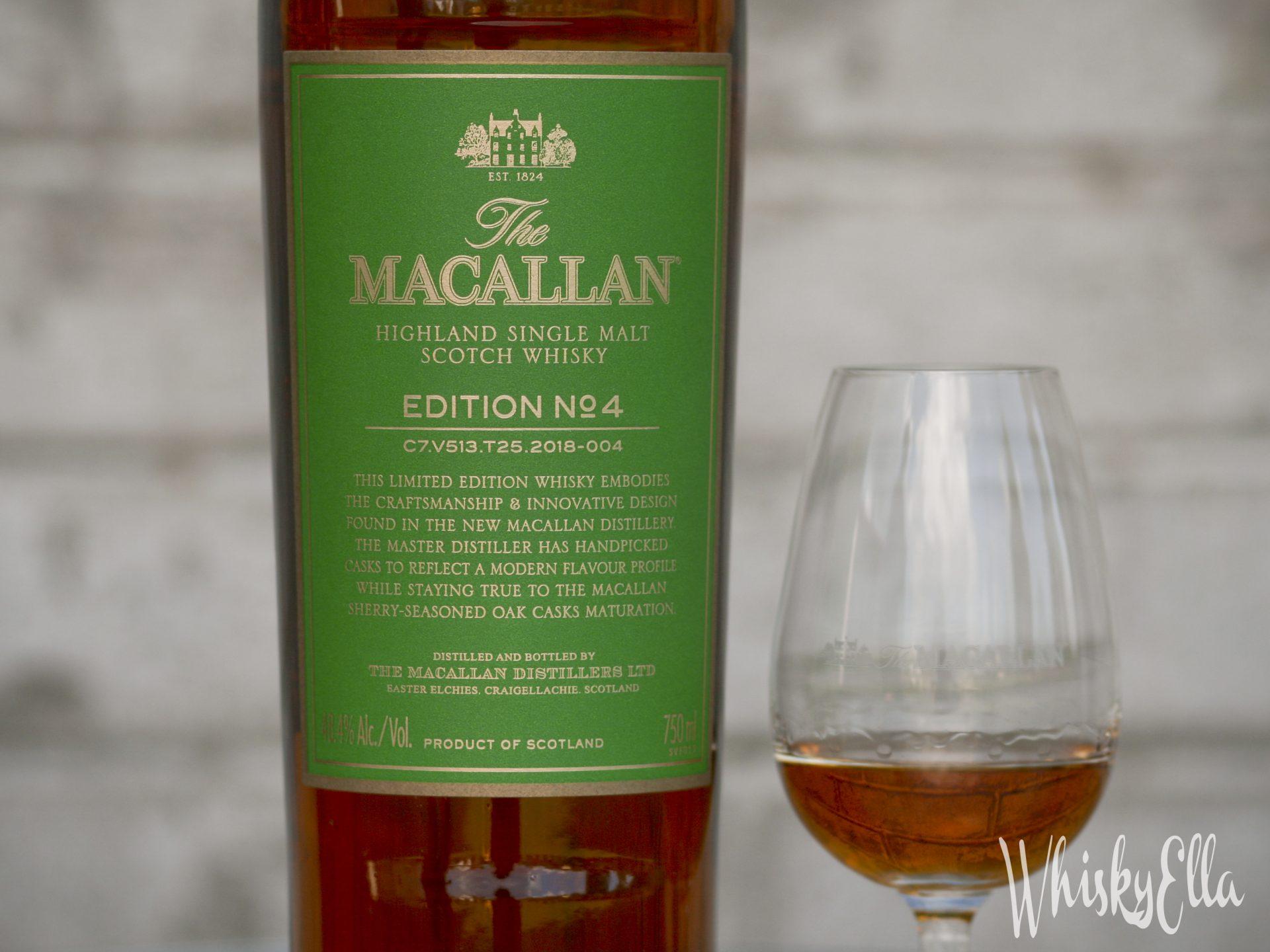 Nasza recenzja Macallan Edition No. 4 #70