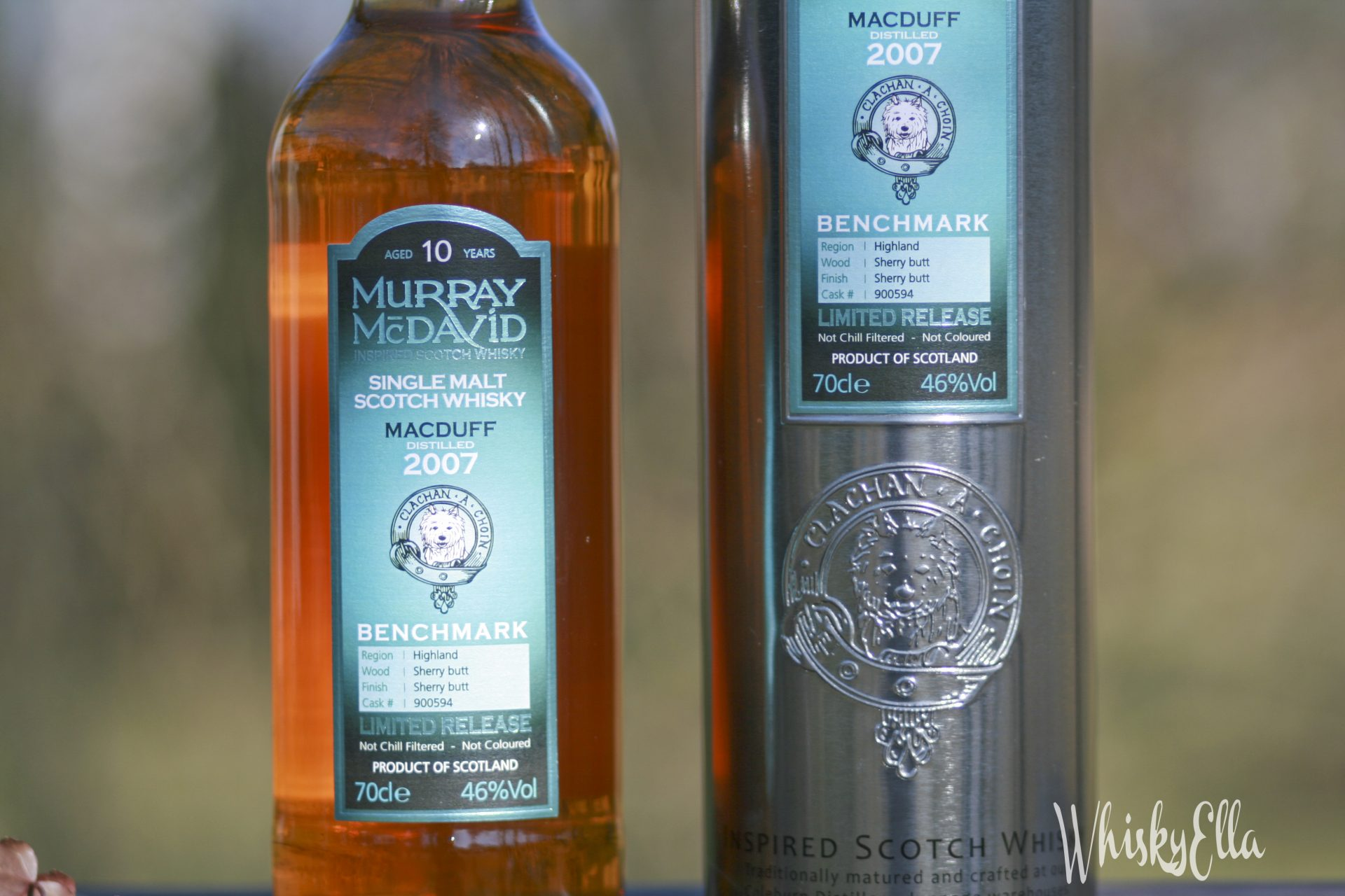 Nasza recenzja Macduff 2007 10yo Murray McDavid #73