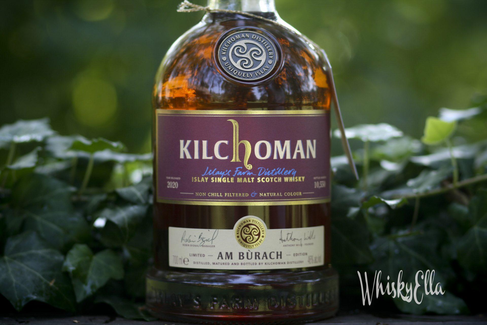 Nasza recenzja Kilchoman Am burach #79