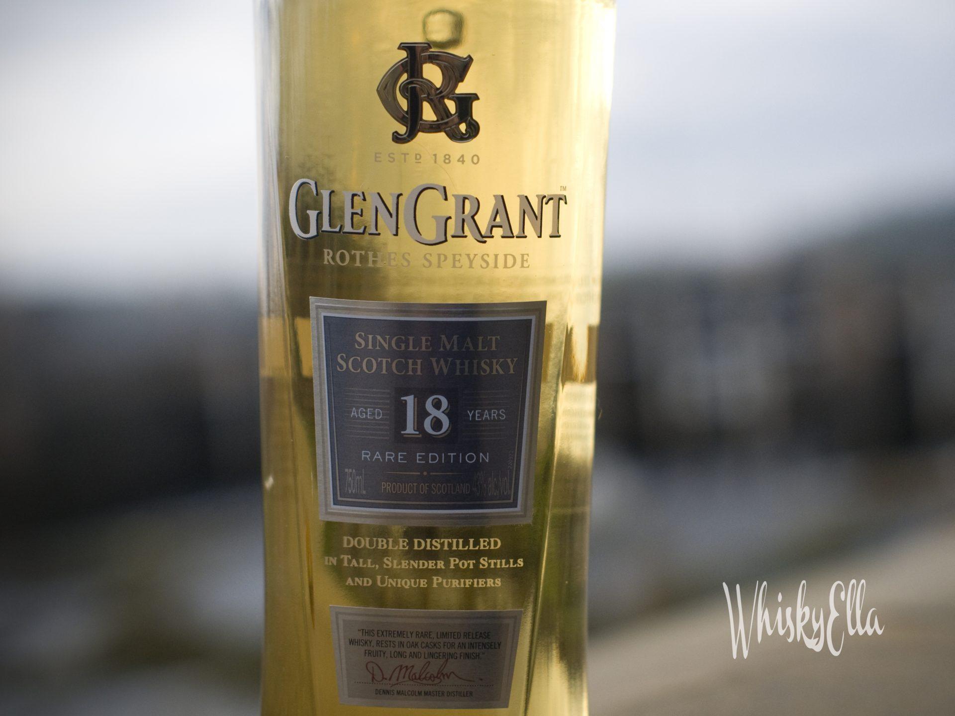 Nasza recenzja Glen Grant 18 yo #87