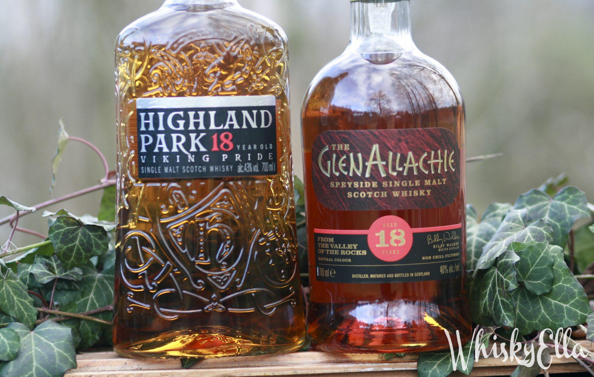 Nasza recenzja Highland Park 18 yo vs GlenAllachie 18 yo #89