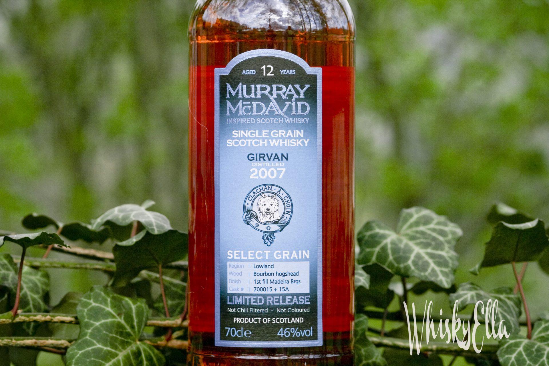 Nasza recenzja Girvan 2007 12 yo Murray McDavid #92