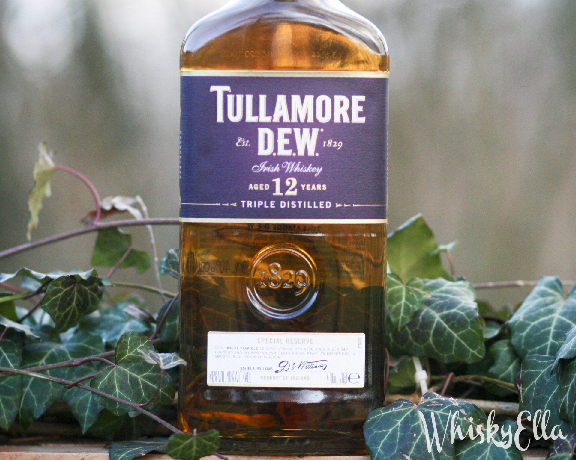 Nasza recenzja Tullamore Dew 12 yo Special Reserve #96