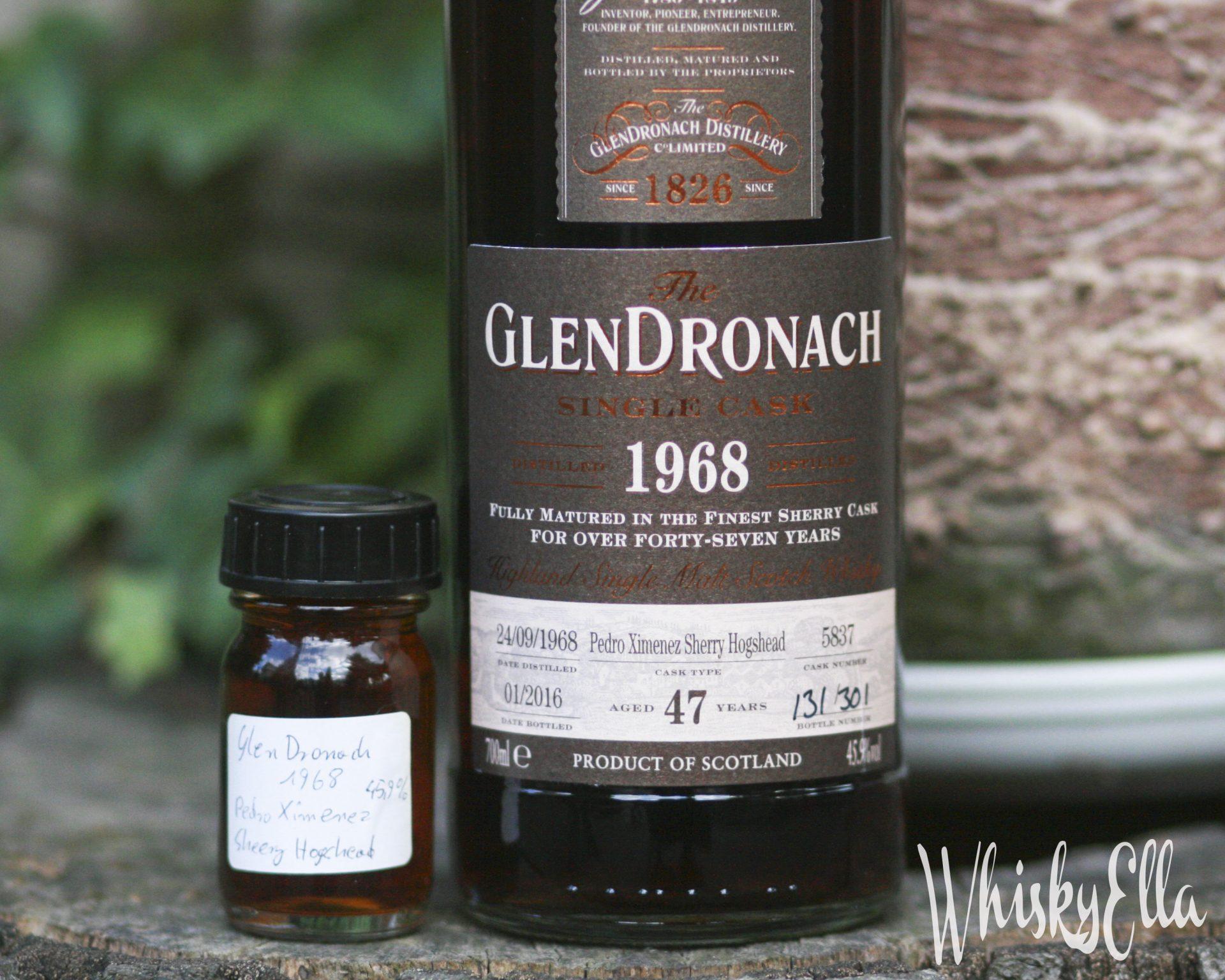 Nasza recenzja Glendronach 1968 47 yo  #100