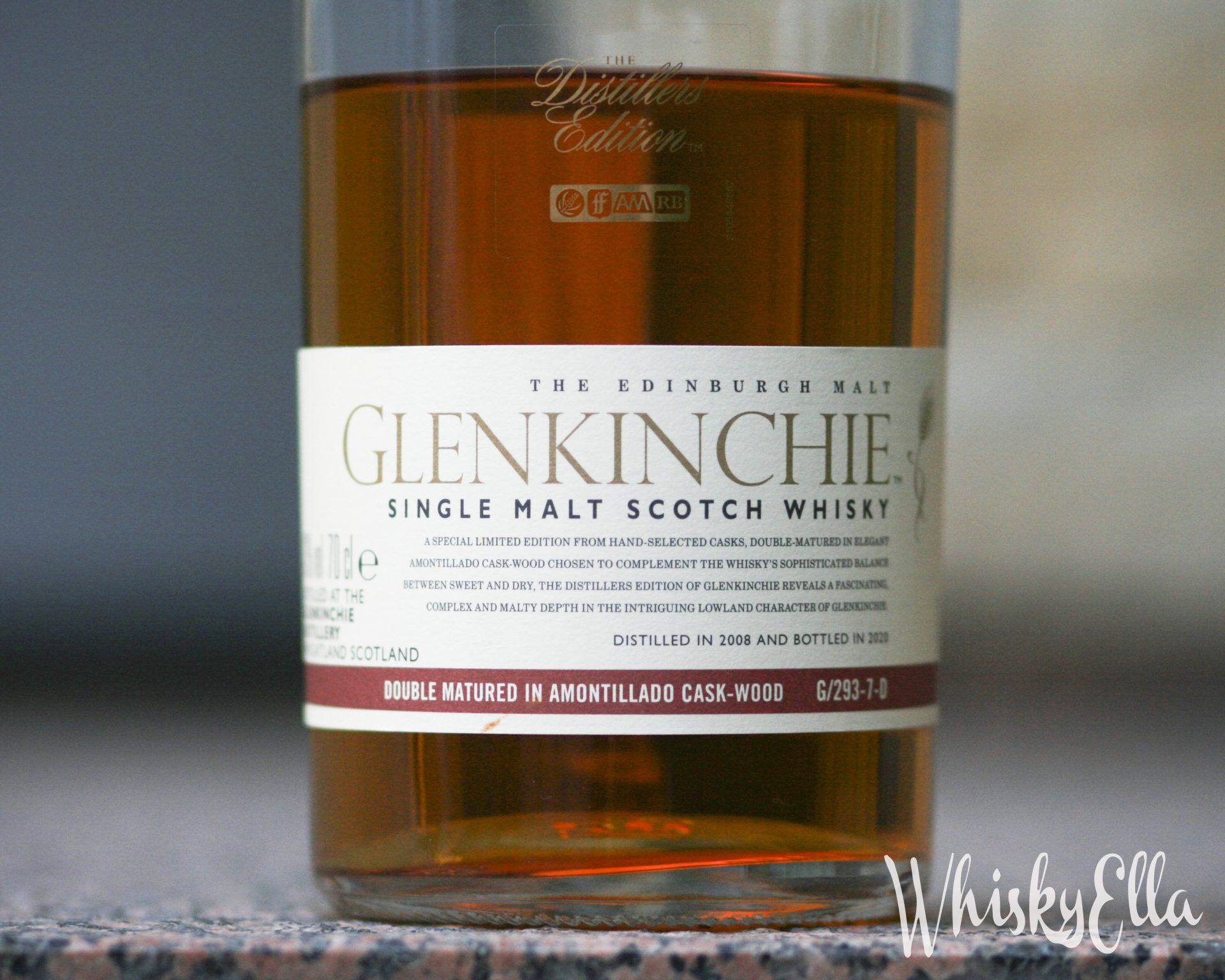 Nasza recenzja Glenkinchie Distillers Edition 2020 #99