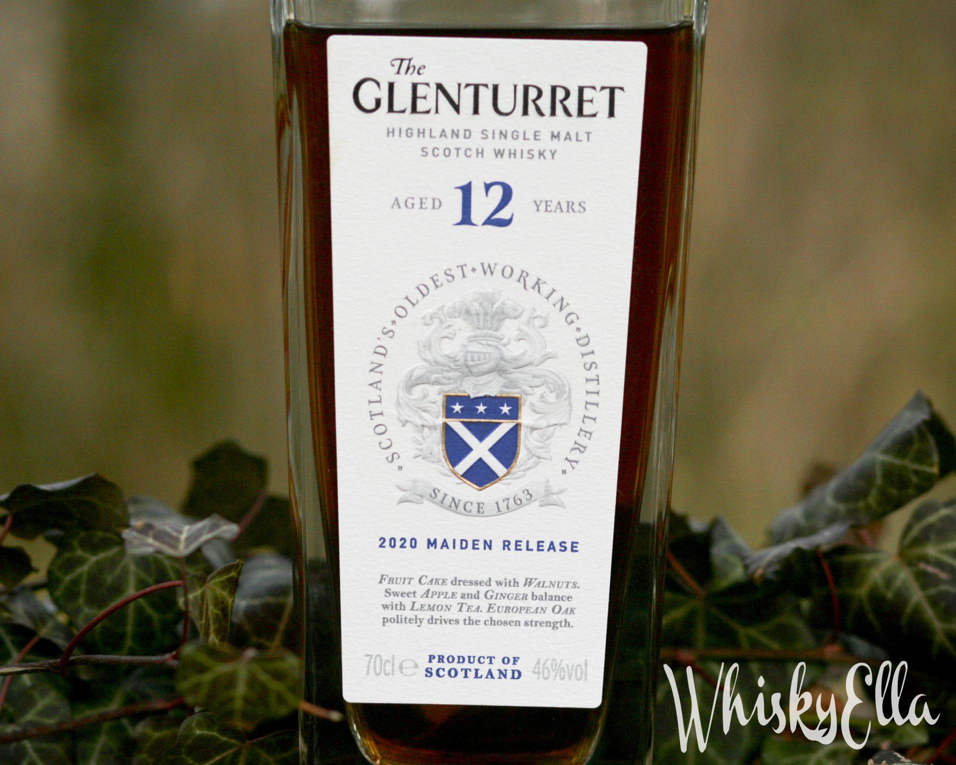 Nasza recenzja Glenturret 12 yo 2020 Maiden Release #103