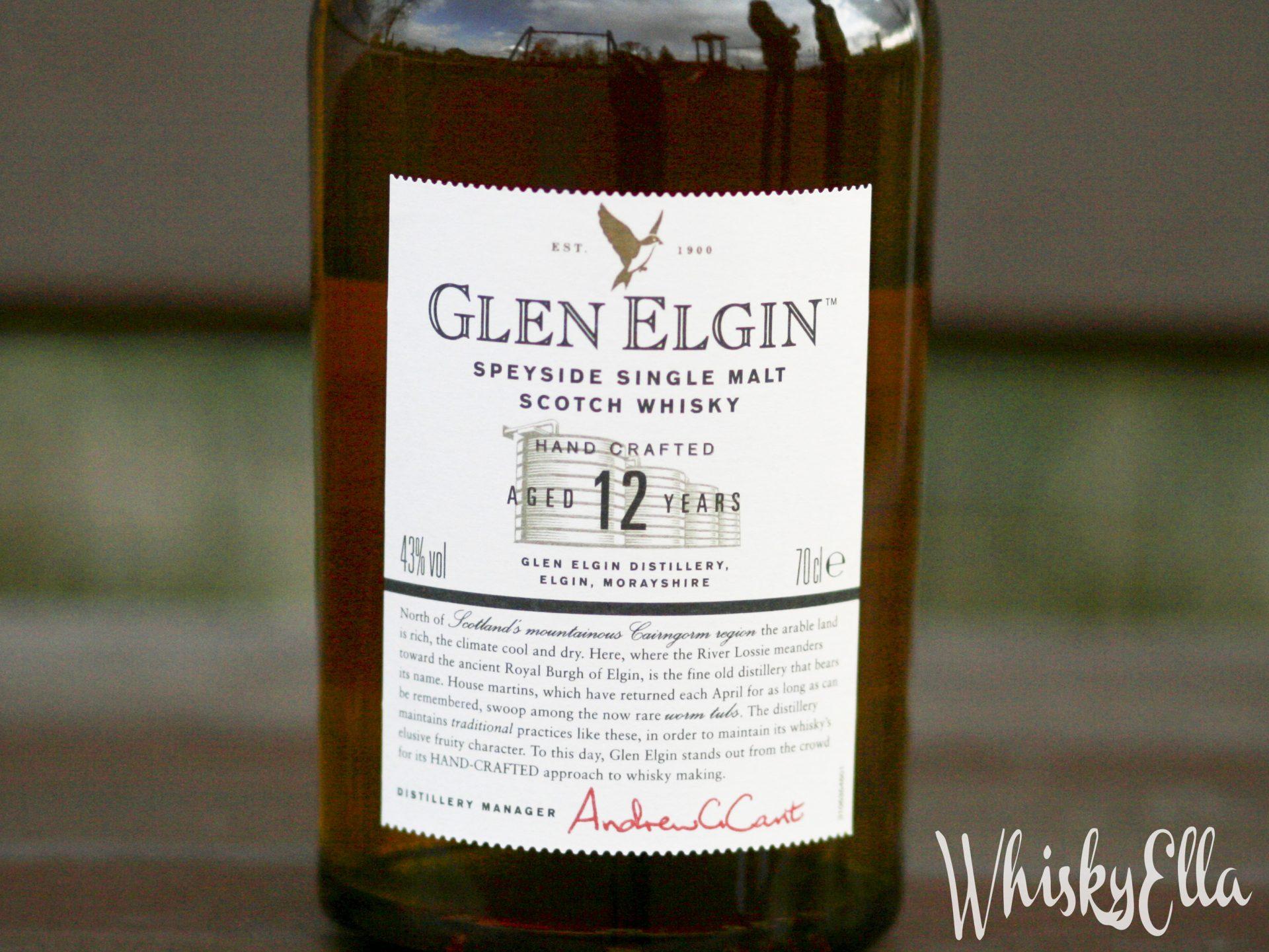 Nasza recenzja Glen Elgin 12 yo #105