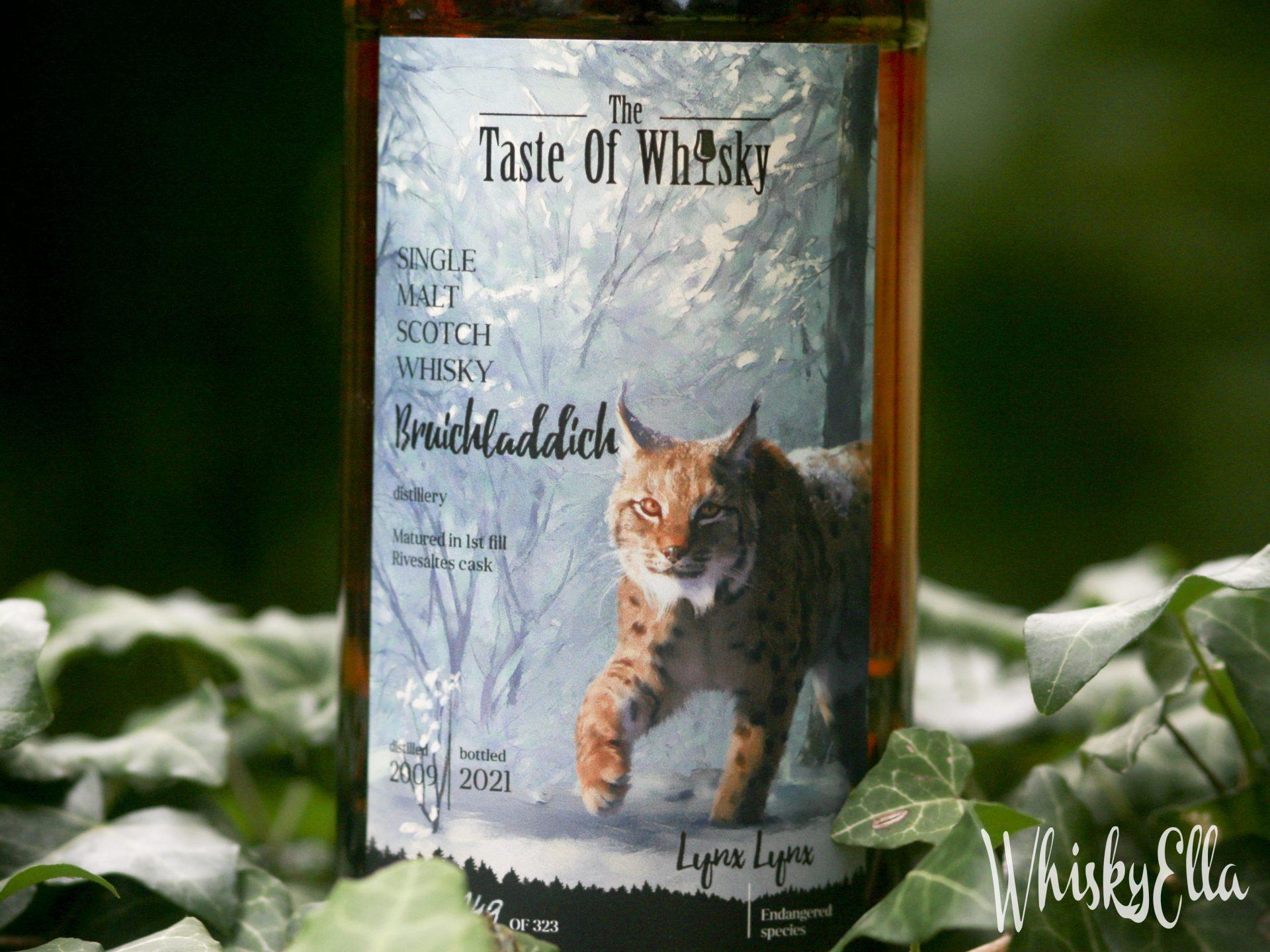 Nasza recenzja Bruichladdich 2009 od The Taste Of Whisky #111