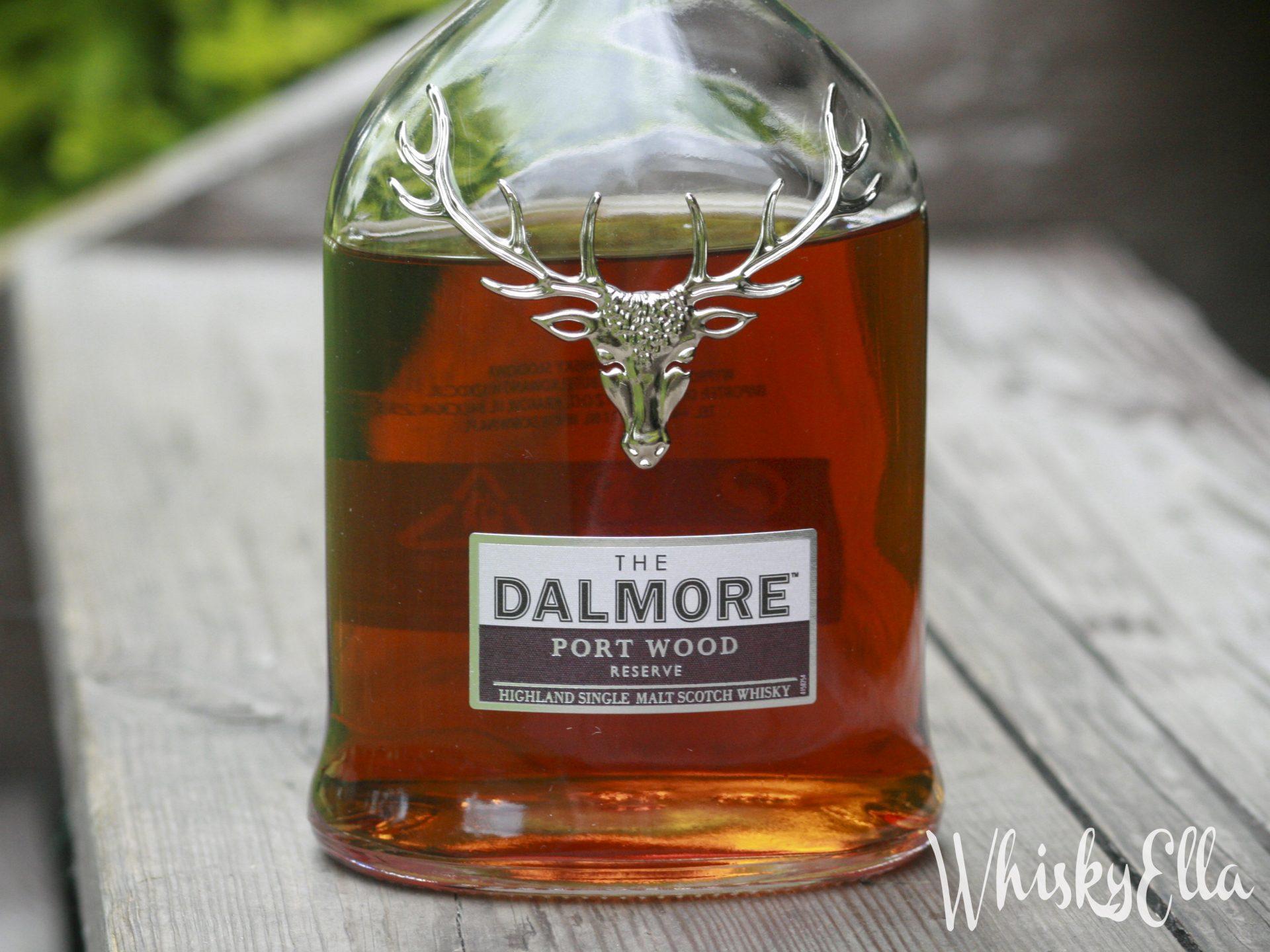 Nasza recenzja Dalmore Port Wood Reserve #110