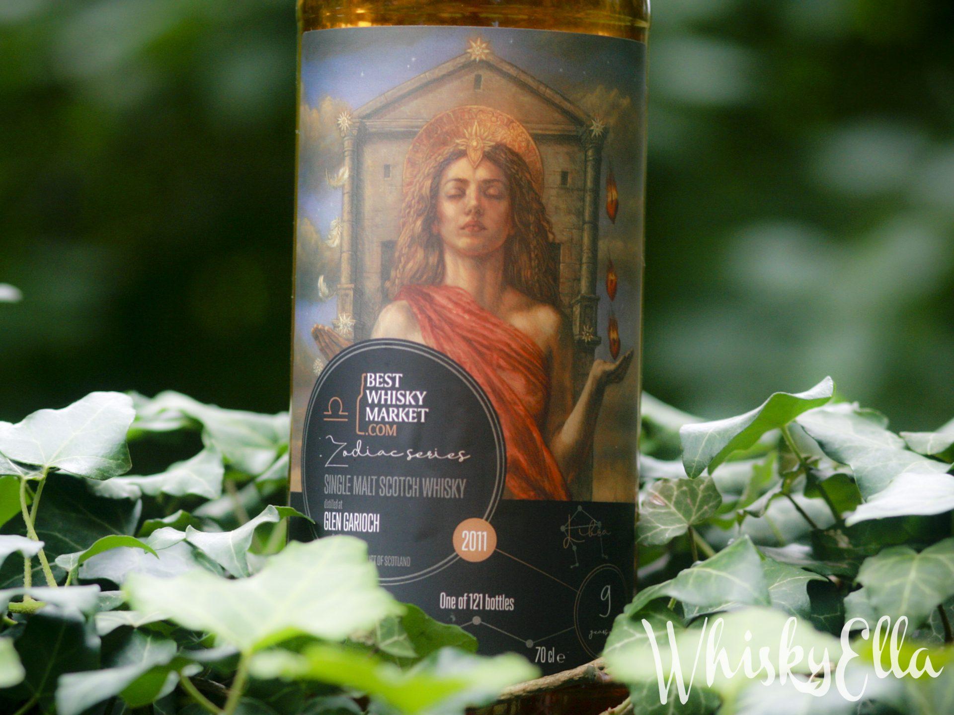 Nasza recenzja Glen Garioch 2011 9 yo Best Whisky Market Zodiac Series – Libra #114