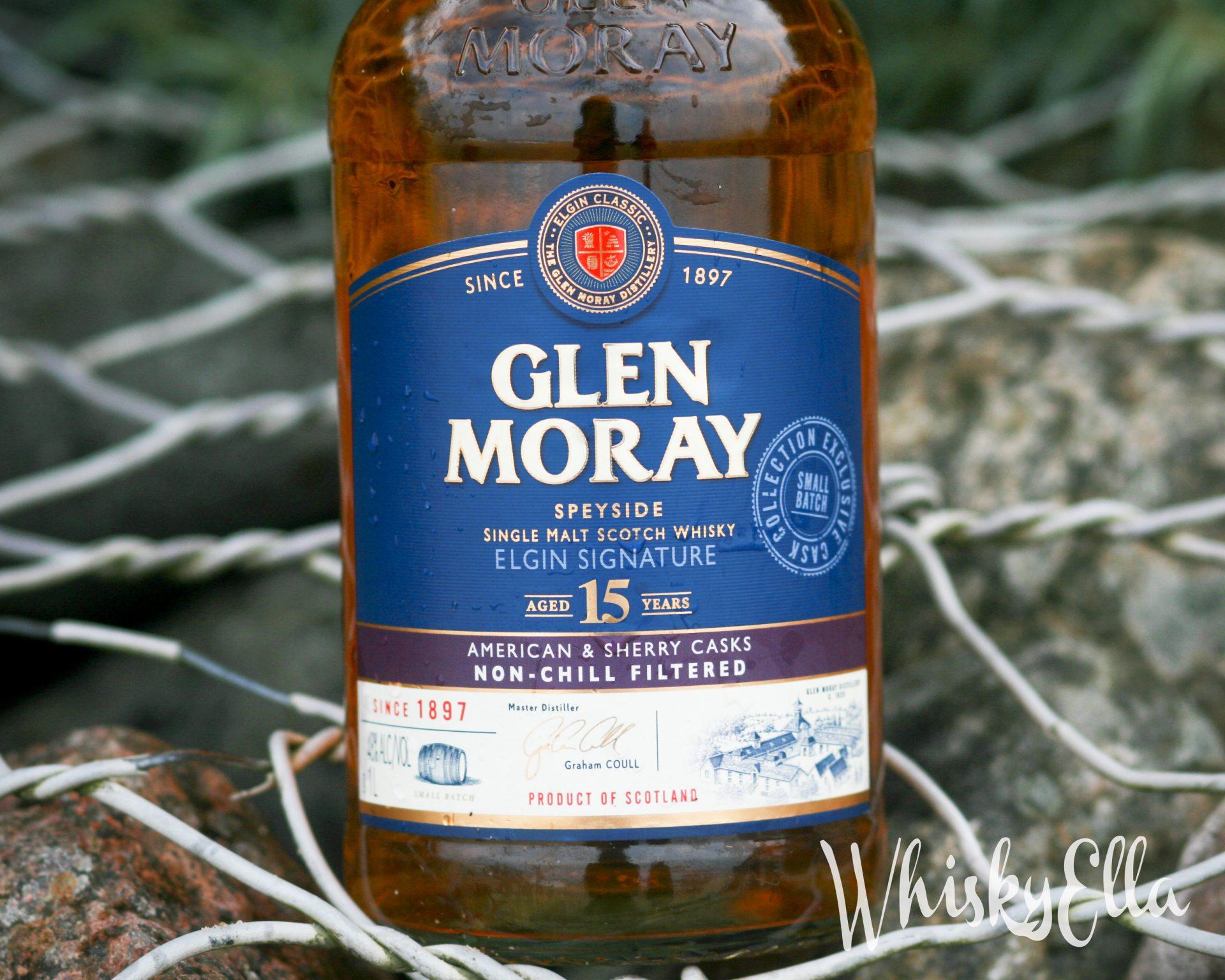 Nasza recenzja Glen Moray 15yo Elgin Signature American & Sherry #116